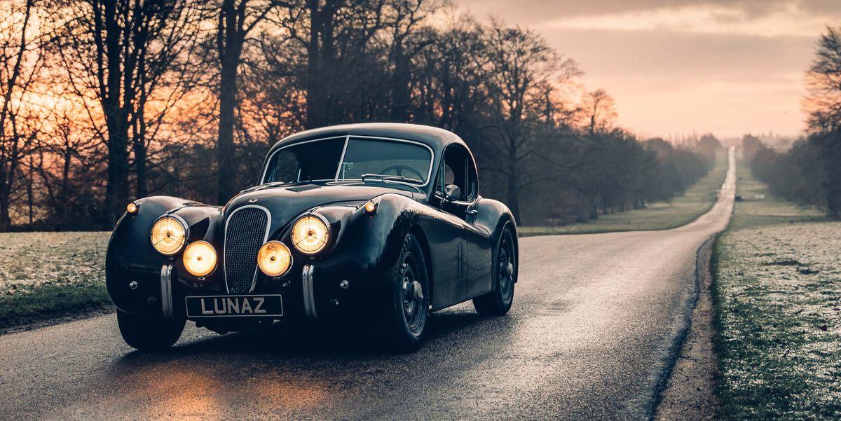 U.K. Startup Wants to Turn Jaguar, Rolls-Royce Classics ...