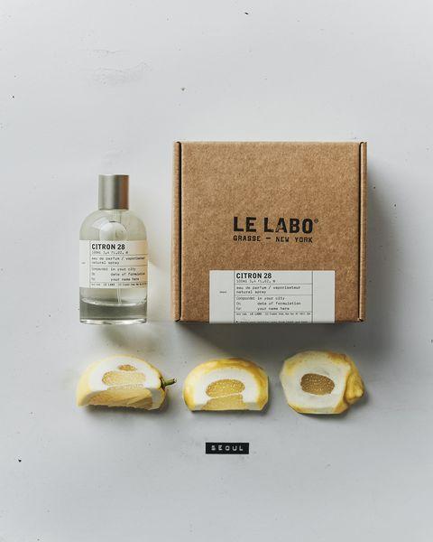 le labo首爾 香檸28(citron 28)