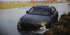 Audi RS Q8 río
