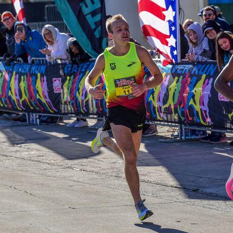 Gate River Run 15k | Zach Panning