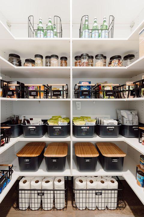 11 Best Kitchen Storage Ideas 2021, Kitchen Cupboard Interior Storage