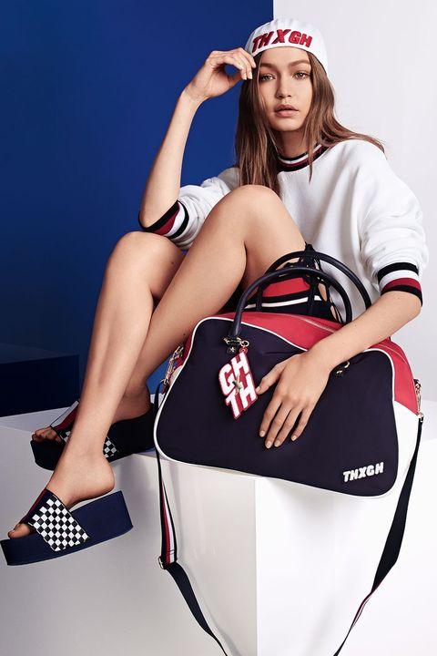 Clothing, Sports uniform, Leg, Photo shoot, Human leg, Muscle, Photography, Sportswear, Cap, Model,