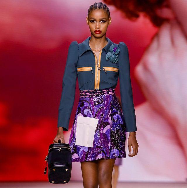 When Is Paris Fashion Week 2020.Paris Fashion Week Runway Highlights Best Looks From Paris