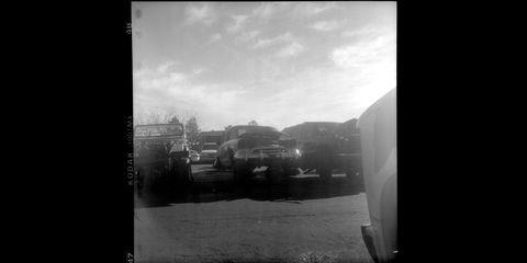 film shots with 1954 anscoflex ii film camera
