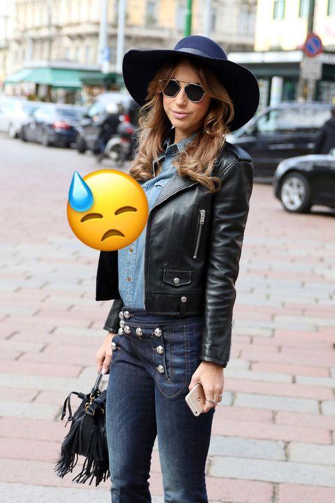 new concept 47f60 032ae Camicia di jeans come indossarla? 20 outfit moda estate 2018