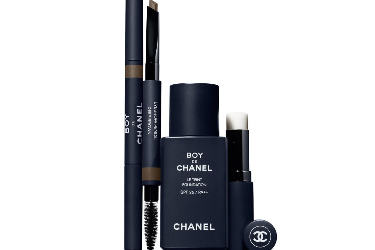 Chanel New Men S Beauty Makeup Line