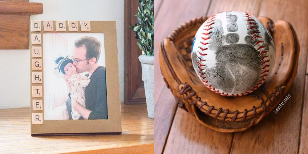 20 Easy Father S Day Craft Ideas Homemade Gifts For Dad