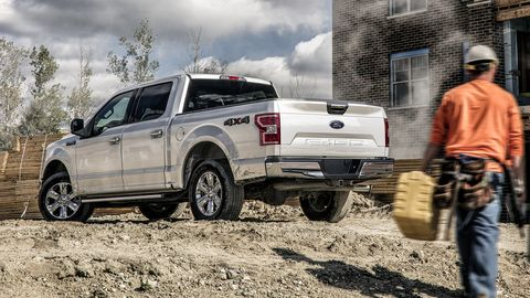 america's favorite full size pickup, the 2020 ford f 150 is the tough, smart and capable partner that suits every need from die hard work truck to trail bashing pre runner