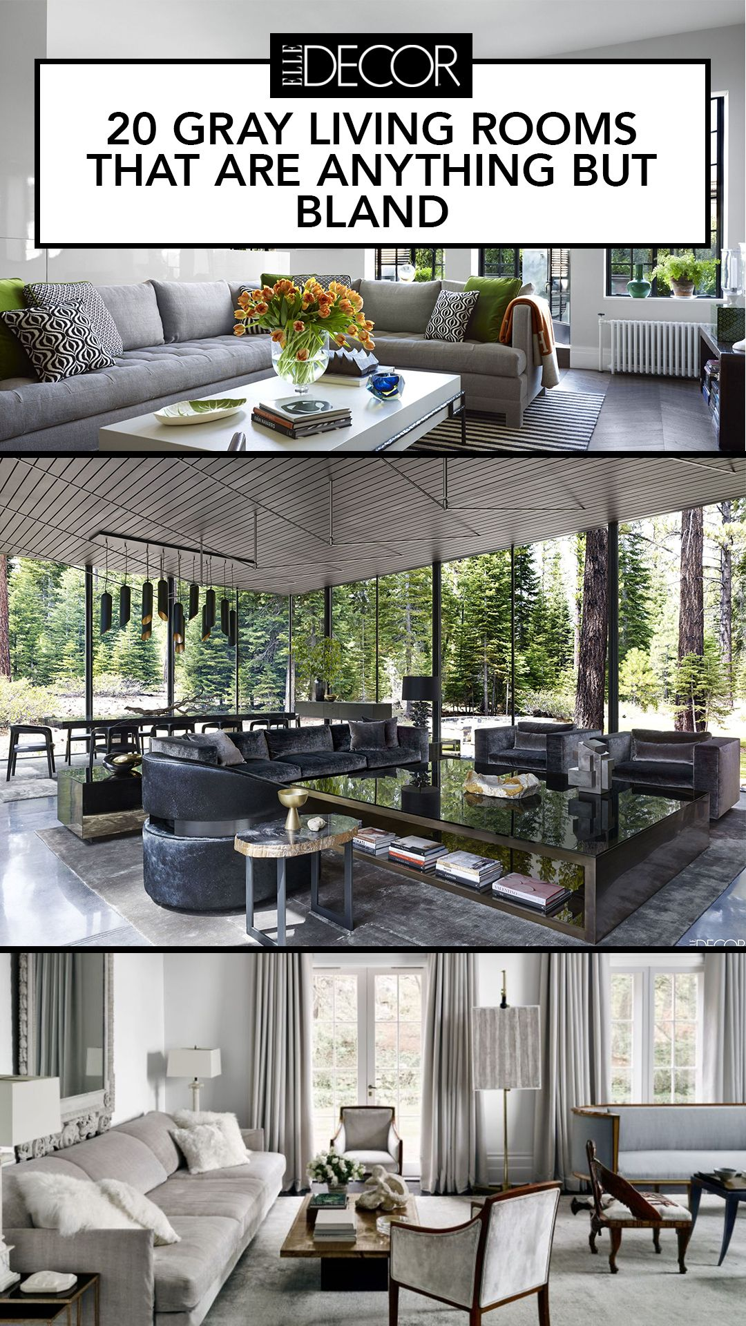 20 best gray living room ideas grey rooms - Gray Living Room Decor