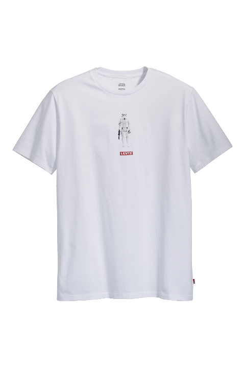 Camiseta Star Trooper Levi's x Star Wars