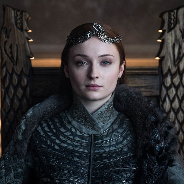 Sophie Turner on Whether She Was Disappointed With Sansa Stark's Game of Thrones Fate