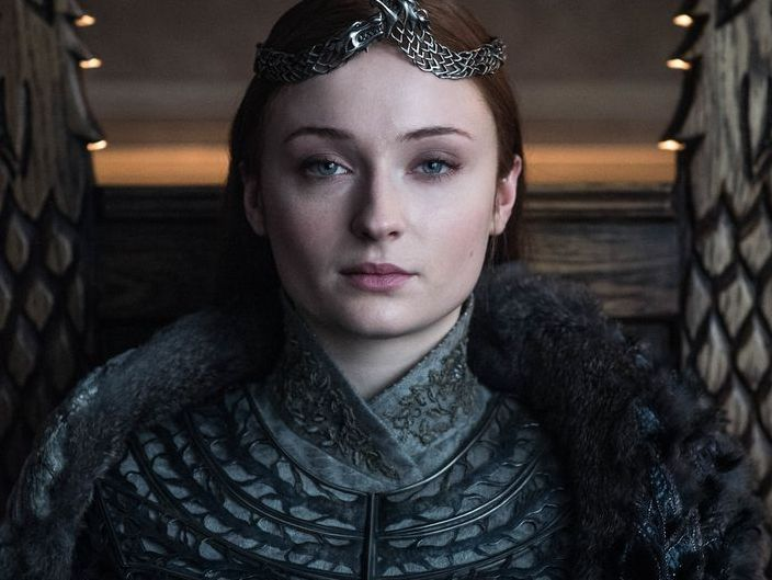 Sophie Turner On Whether She Was Disappointed With Sansa Stark's 'Game Of Thrones' Fate