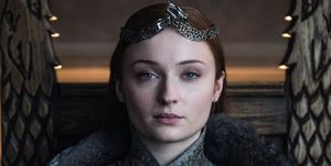Sansa Stark dragon crown