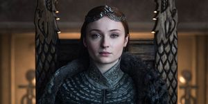 Sansa Stark Game Of Thrones Hair