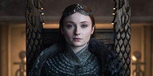 Sansa Stark Game Of Thrones Hair