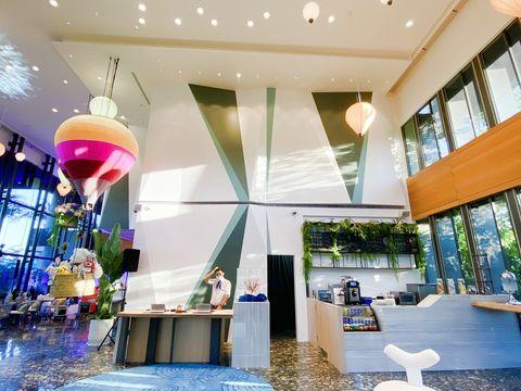凱撒飯店連鎖插旗東台灣,熱氣球飯店「趣淘漫旅 台東」試營運