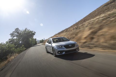 2020 Subaru Legacy photos