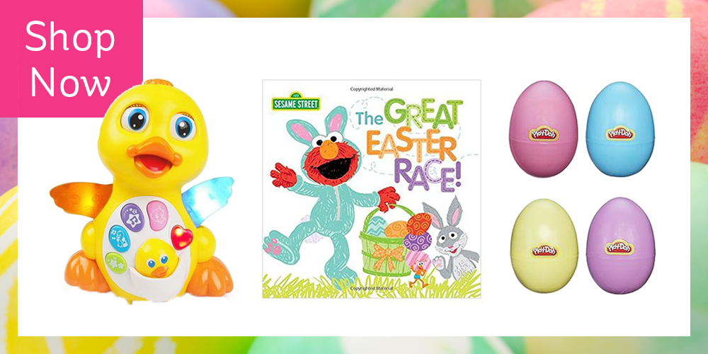 20+ Perfect Easter Gifts For Toddlers .