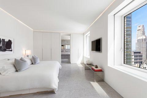 Minimalist bedroom renovation idea Malaysia, KL, Selangor