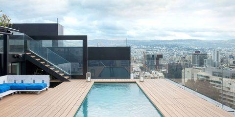 Impresionantes piscinas naturales y piscinas de diseño