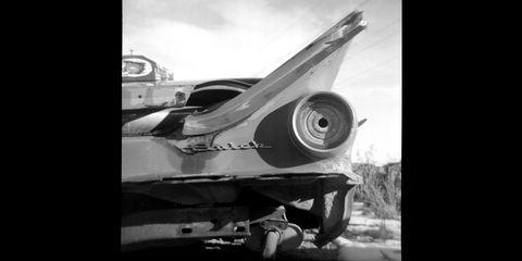 1949 argus argoflex 75 camera shoots colorado junkyard