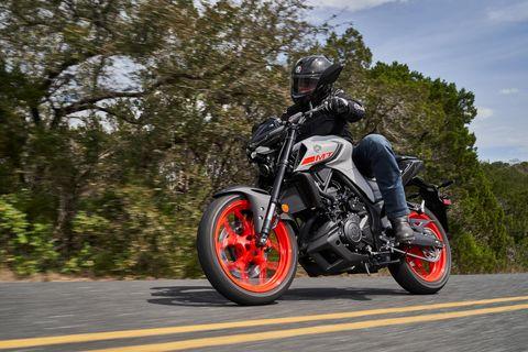 Gallery: Yamaha MT-03 Hyper Naked Motorcycle