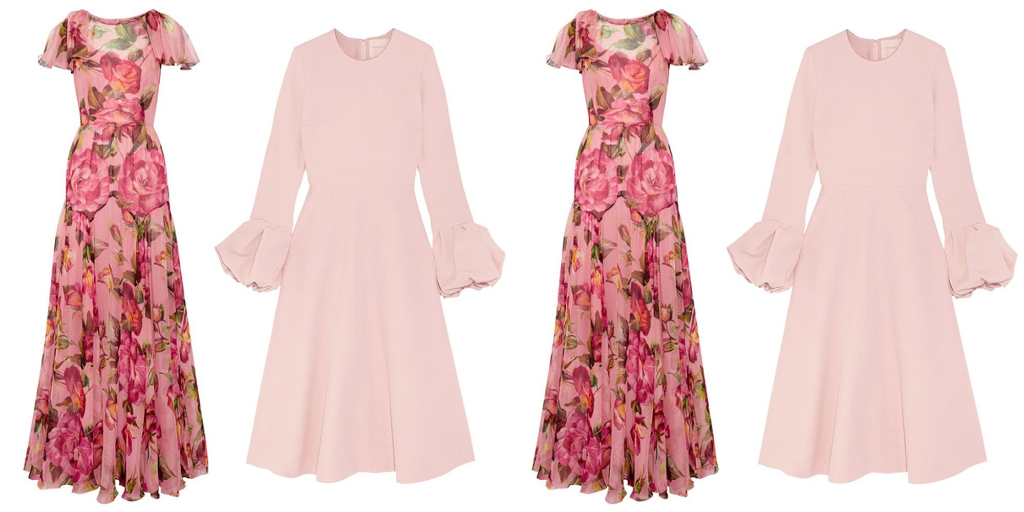 From Sleek Silhouettes To Sultry Pink Minis, These Valentineu0027s Day Approved  Dresses Have Won Our Hearts.