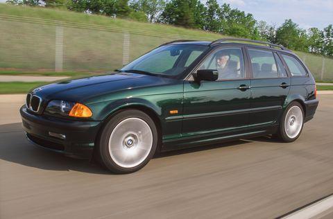 2000 bmw 323i wagon