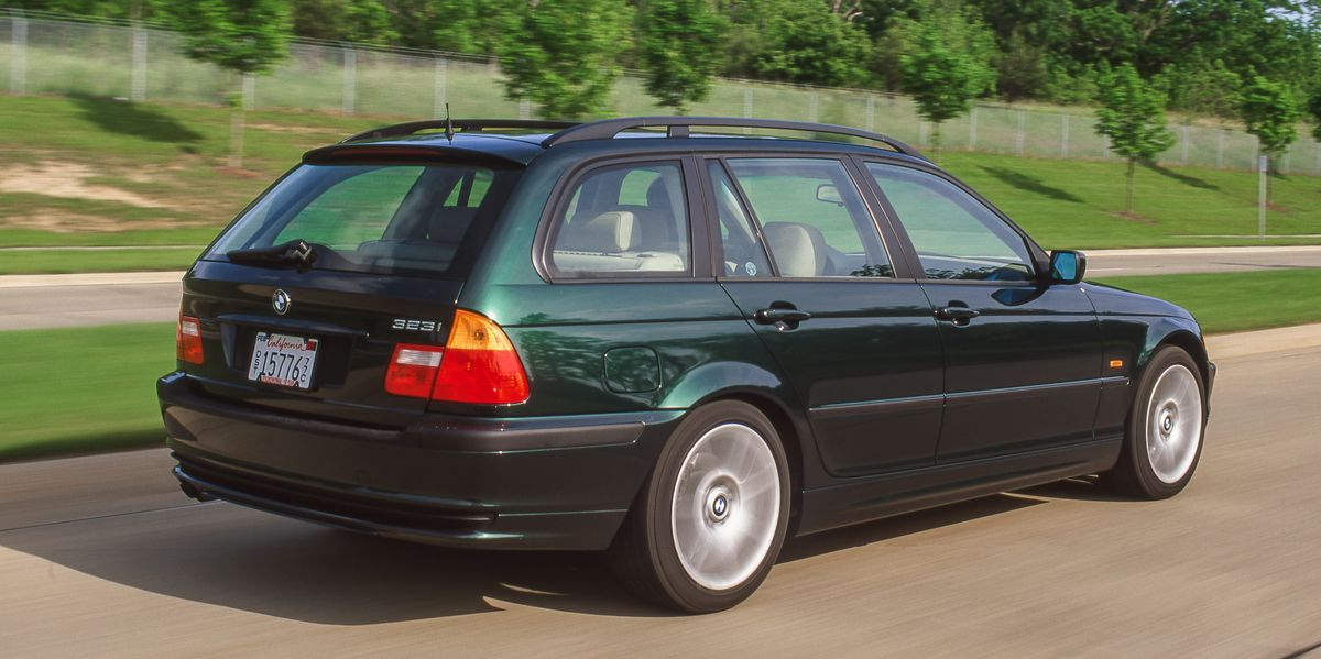 Tested: 2000 BMW 323i Wagon Brings Practicality Without Penalty