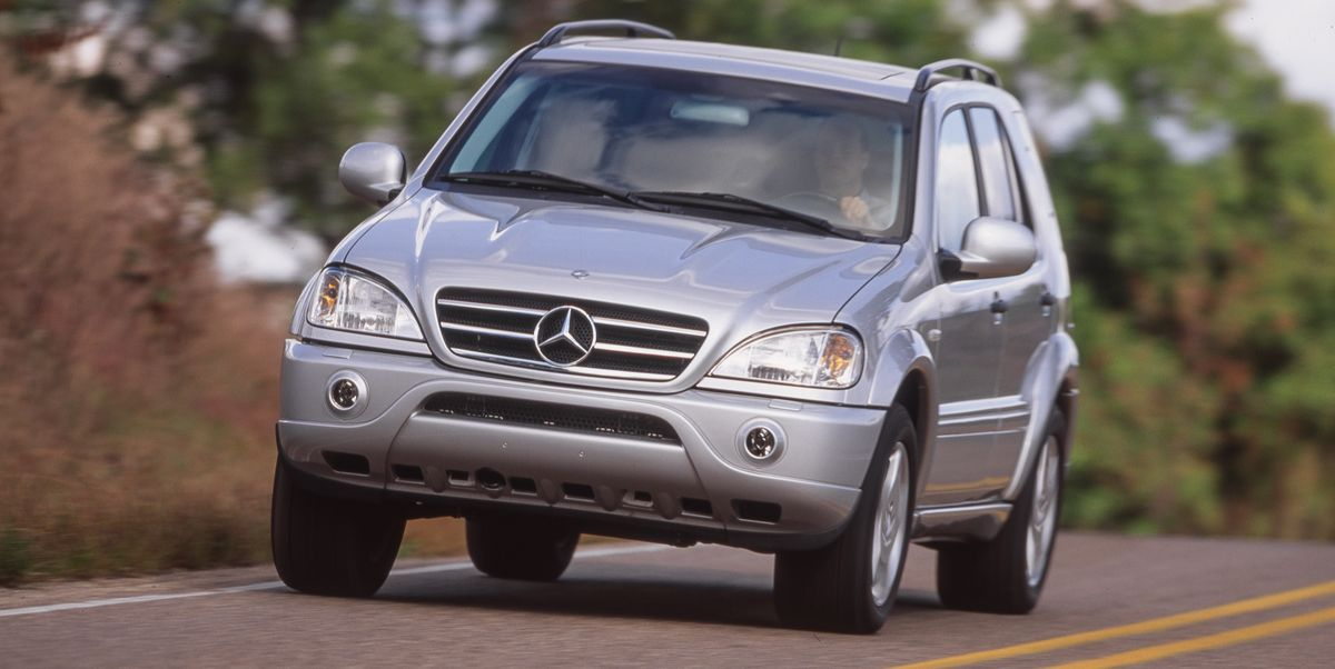 Tested: 2000 Mercedes-Benz ML55 AMG