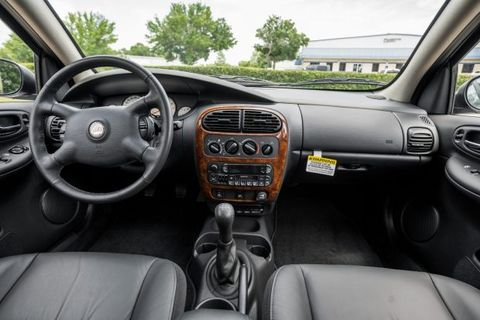 2001 plymouth neon lx interior