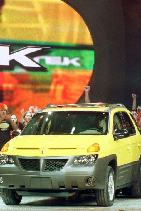 2000: Pontiac Aztek