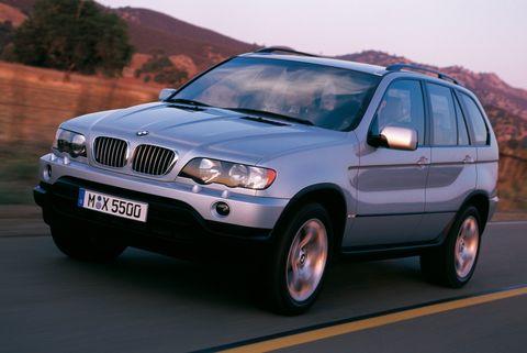 2001–06 bmw x5