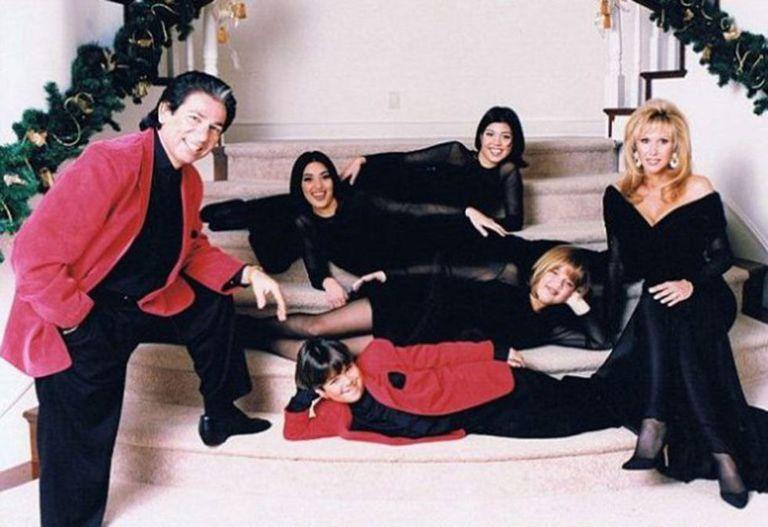Kardashian family 90s