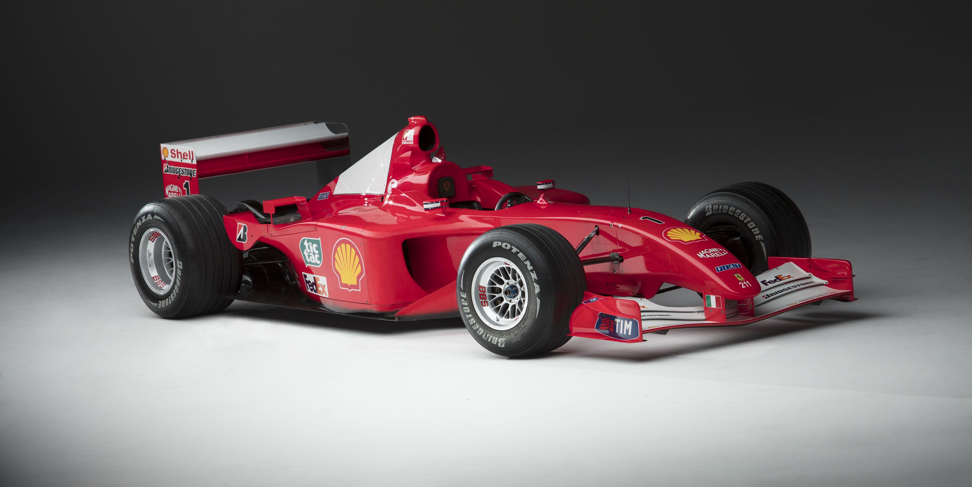 We Wish F1 Still Used V10s