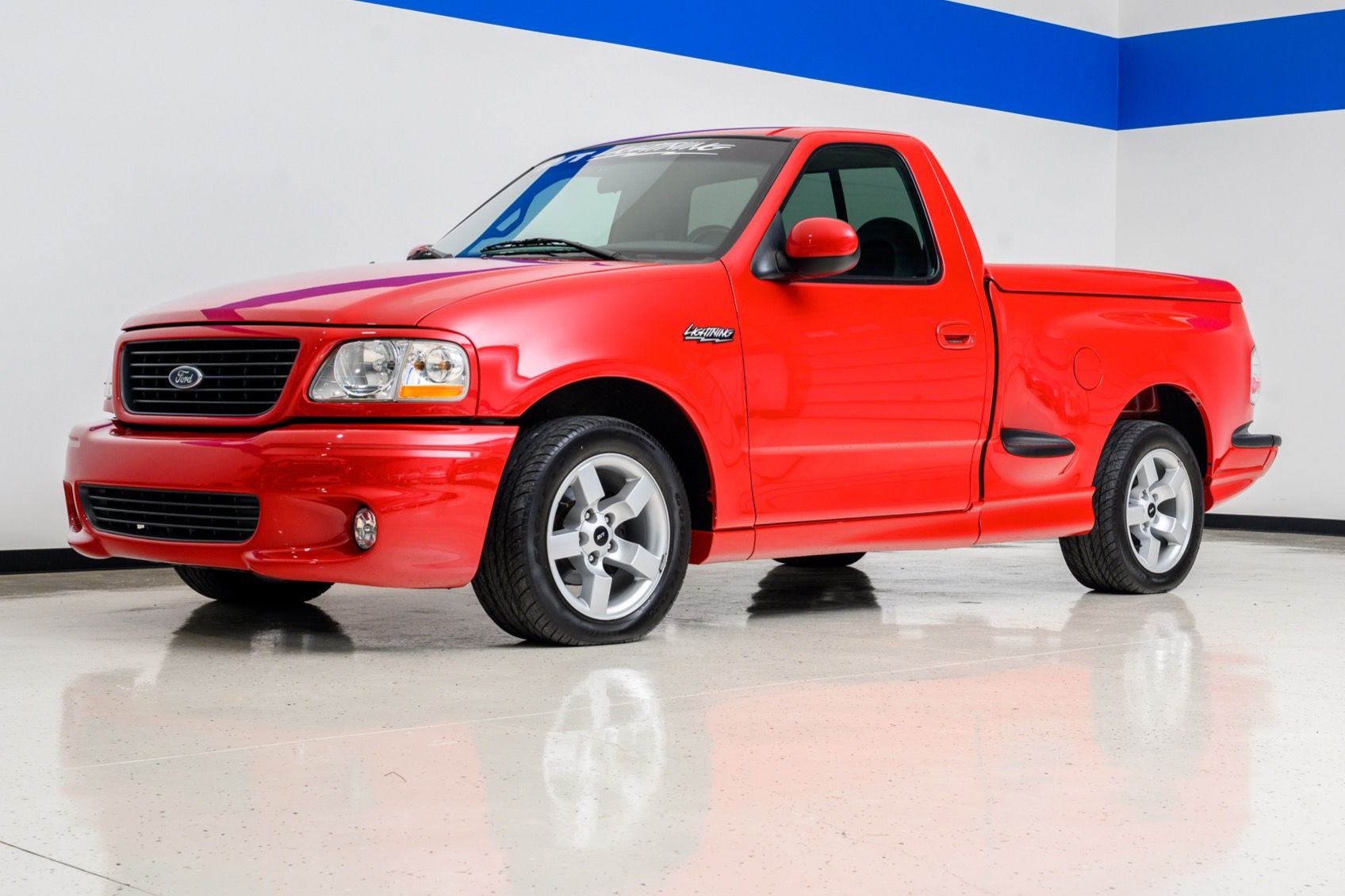 Mint Ford F 150 Lightning Today For Sale Right Now