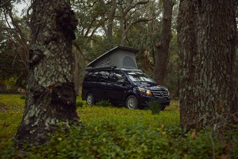Mercedes-Benz Weekender Metris Camper Van