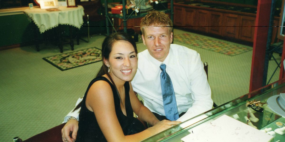 Why Joanna Gaines Will Never Upgrade Her Engagement Ring
