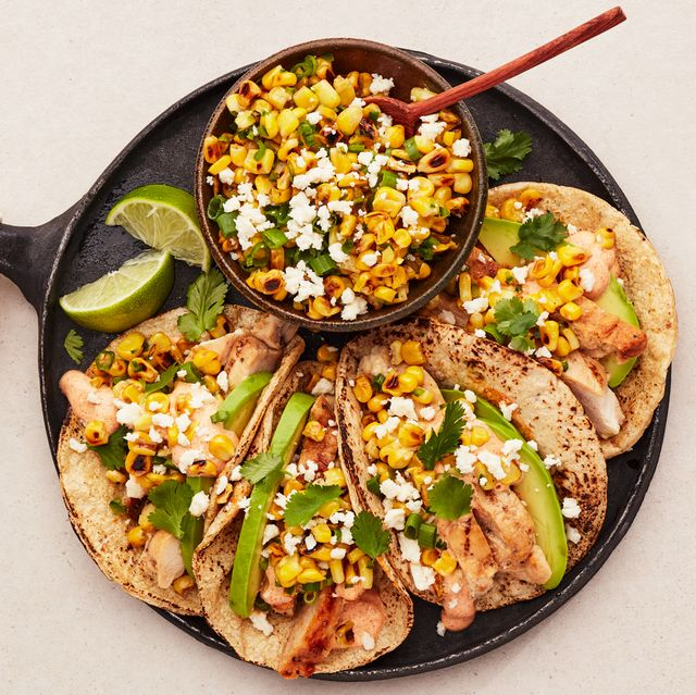 Dish, Food, Cuisine, Ingredient, Tostada, Produce, Korean taco, Staple food, Recipe, Thai fried rice,