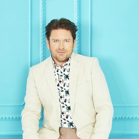 James Martin shares never before seen throwback