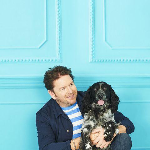 james martin shares hilarious diy haircut on dog