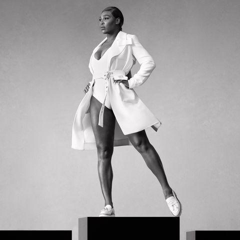 serena williams stuart weitzman 2020 campaign shot by ethan james green