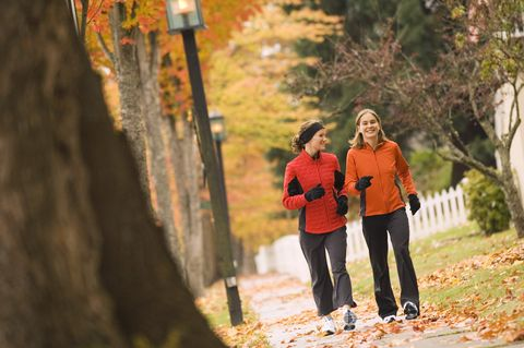 Is Running Better Than Walking for Health Outcomes?