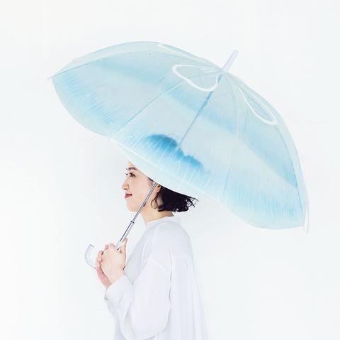 近期日本網拍品牌felissimo 與山形縣的加茂水族館以水母優雅、飄逸的形象為靈感,聯名推出三款外型超療癒的「透明系水母雨傘」!
