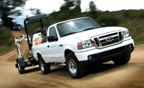 is the ford ranger made by mazda