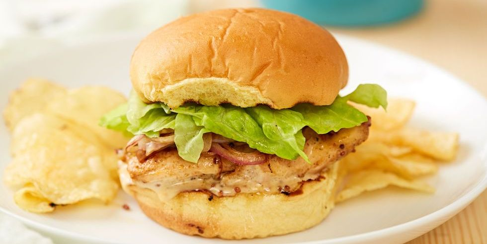 Best Grilled Chicken Sandwich Recipe How To Make A Grilled Chicken Sandwich