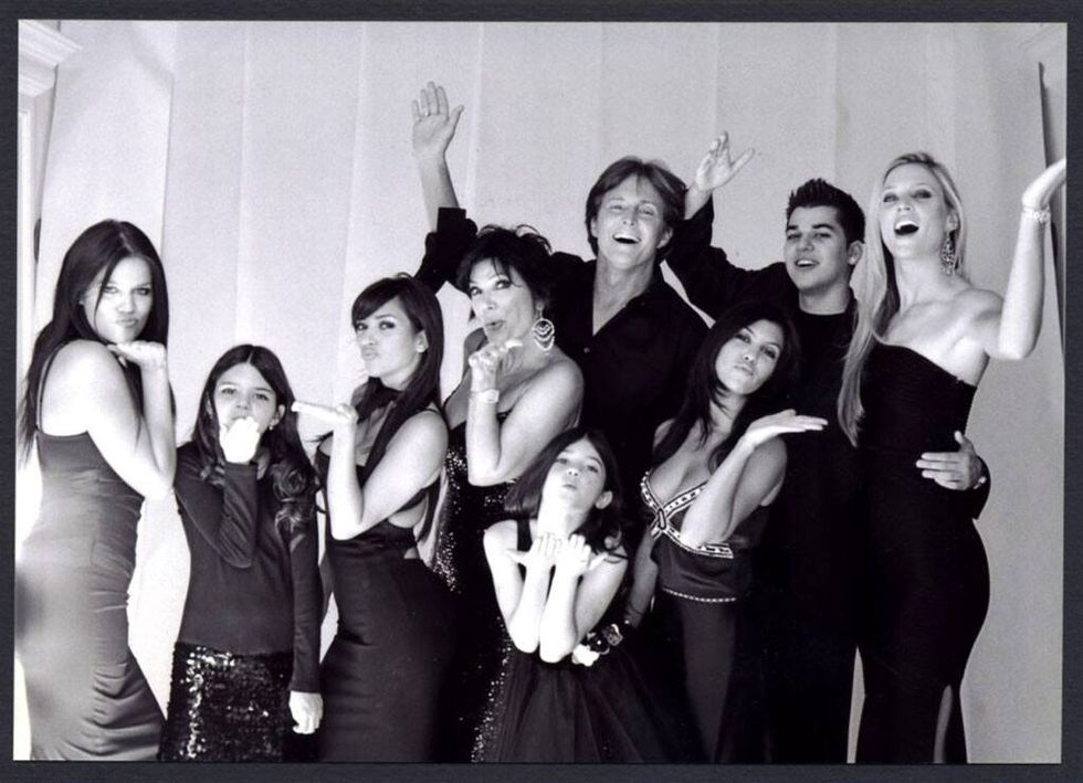 Kardashian family 2006