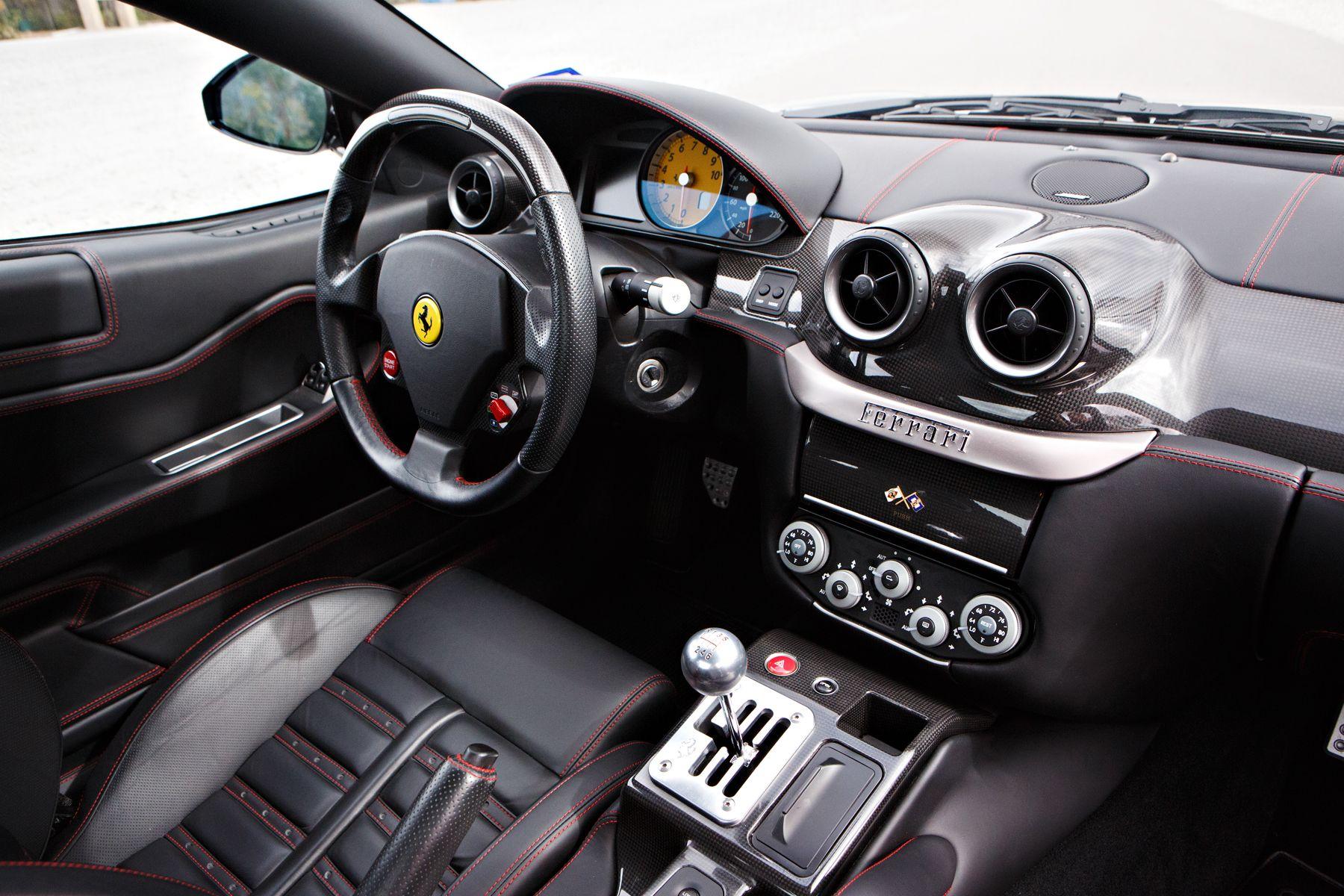 this ultra rare six speed ferrari 599 gtb fiorano was once owned by rh roadandtrack com Multi Colored Ferrari 599 ferrari 599 manual gearbox for sale