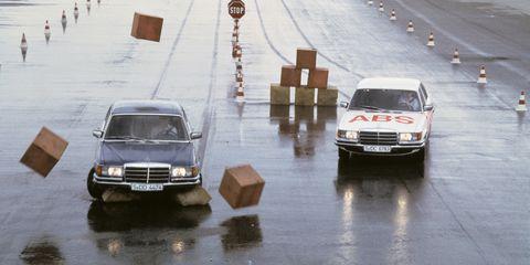Anti Lock Brakes Turn 40 History Of Automotive Abs