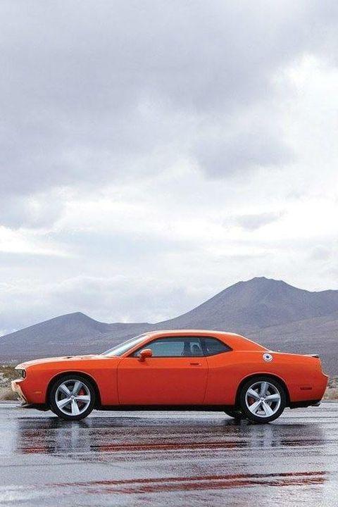 2008: Dodge Challenger SRT8